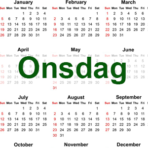 Hold onsdag